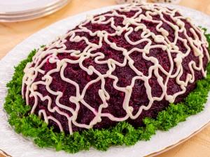 Селедка под шубой - классический рецепт с фото
