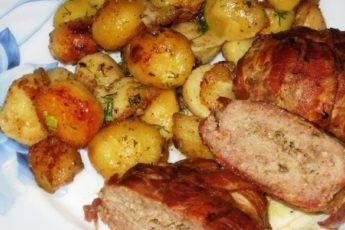 Блюдо из говядины в духовке - быстро и вкусно
