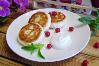 Сырники из творога - классический рецепт