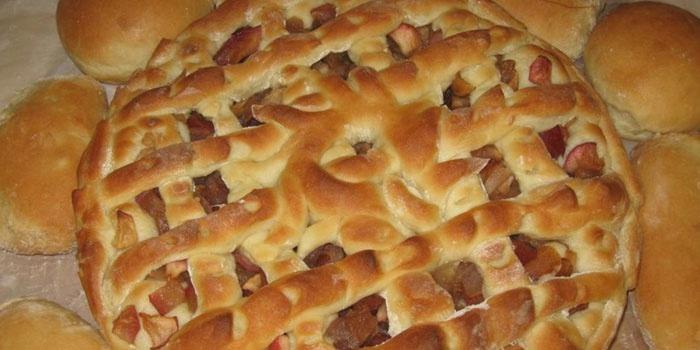 Яблочный пирог - рецепт приготовления пошагово с фото. Как приготовить вкусный пирог из яблок