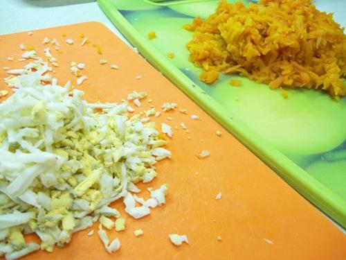 Салат «Мимоза» - Как приготовить Салат Мимоза - рецепт с фото и пошаговым описанием