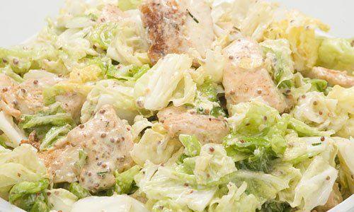 фото салат цезарь рецепт