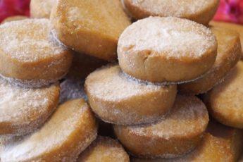 Печенье рассыпчатее всех рассыпчатых печений! Очень Вкусное!