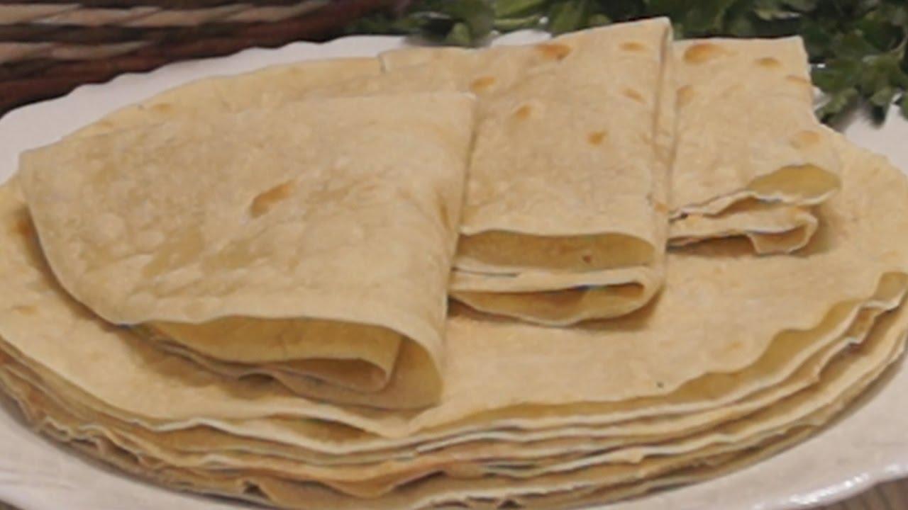 Тонкий Лаваш. (Армянский Лаваш). Самый лучший рецепт лаваша!
