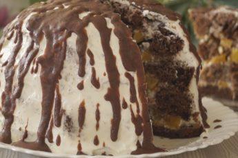 """Торт """"Панчо"""" с ананасами. Безумно вкусно и просто!"""