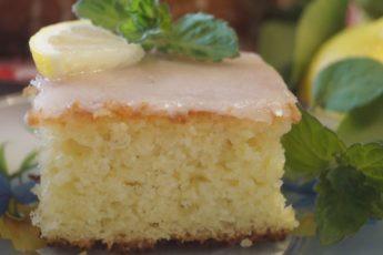 Наивкуснейший Лимонный пирог. Быстро, Просто и Безумно Вкусно ...