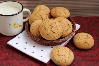 Как приготовить овсяное печенье без хлопьев
