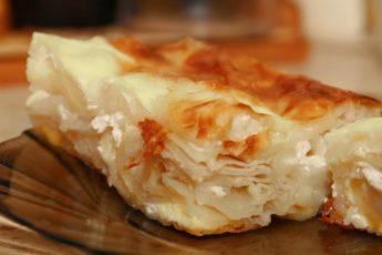 Баница - Это безумно вкусно! Наша подписчица из Болгарии поделилась своим фирменным рецептом настоящей баницы. Попробуйте приготовить!