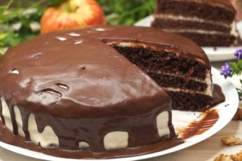 Быстрый торт, который Покорит всех. Очень Сочный, нежный, тает во рту!