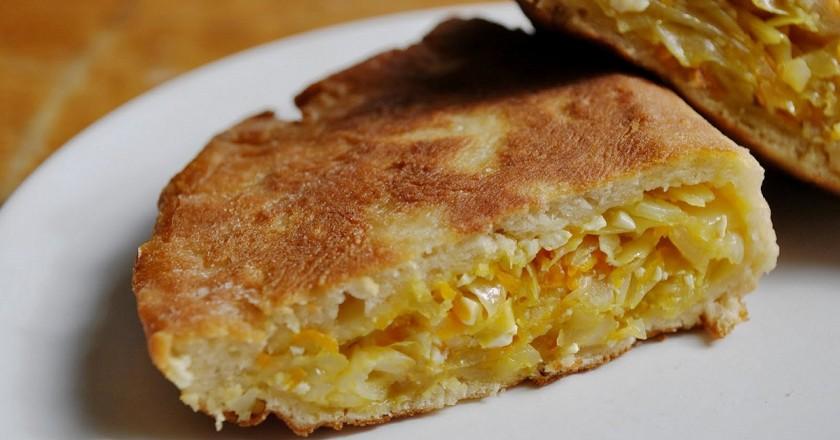 Рецепт пирога шарлотка с капустой