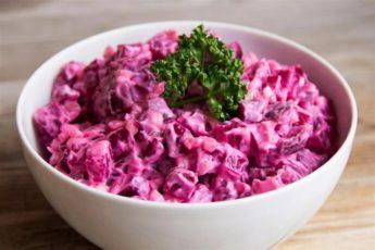 С такой заправкой свекольный салат станет настоящим шедевром! Для настоящих гурманов!