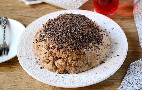 Быстрая вкуснятина к чаю - торт из пряников без выпечки. Авторский пошаговый рецепт торта без выпечки из пряников: подробные фото