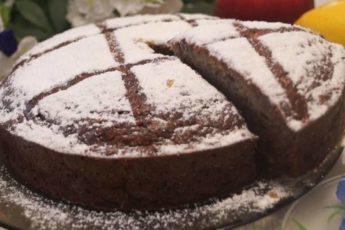 Загадочный пушистый пирог без возни с Секретным Ингредиентом