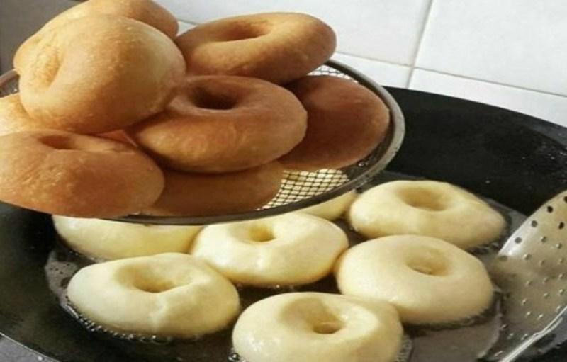 Обалденный пончики