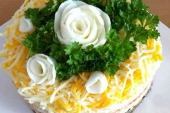 Салат шаланда