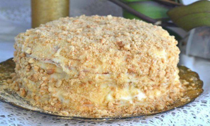 Торт-без-духовки
