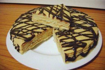 Самый простой торт