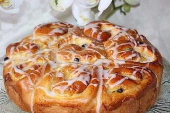 пирог «Утренняя роса»