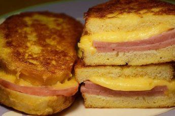 Быстрый завтрак или перекус для ленивых за 10 минут!