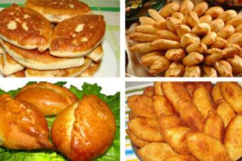 12 рецептов домашних пирожков. Сохрани, пригодятся!