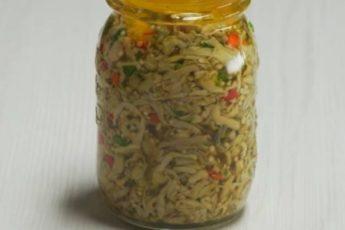 маринованные баклажаны в масле по-итальянски