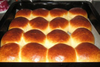 Тесто на майонезе для ароматных булочек