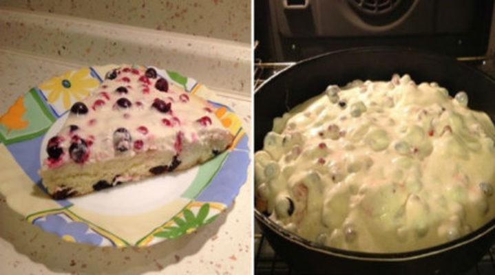 Пирог, проверенный годами