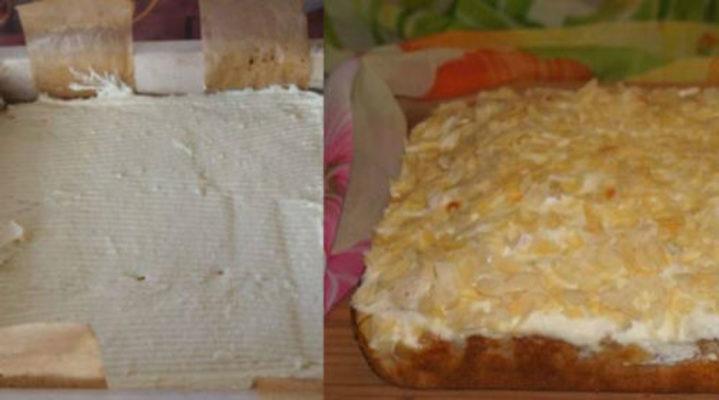 Этот пирог давно завоевал всеобщую любовь! Приготовьте и вы!