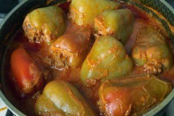 Необычный рецепт приготовления вкуснейшего фаршированного перца