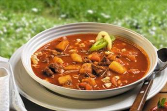 Невероятно вкусный суп «Бограч»