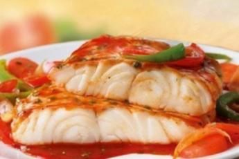 Полезный ужин: рыба по французски в духовке. Для самых любимых
