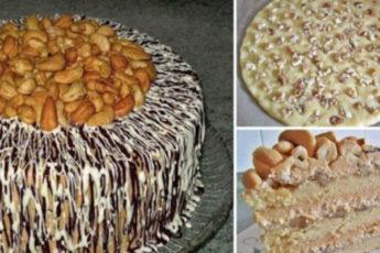 Шикарный торт «Прекрасная Маркиза»