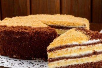 Рецепт на миллион! Вкусный торт на скорую руку