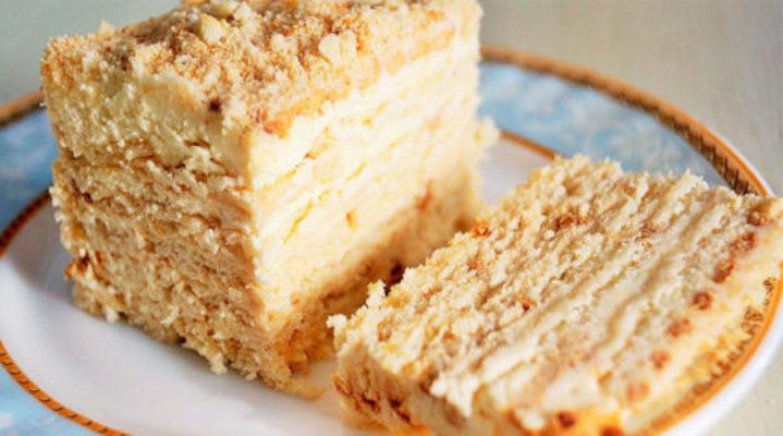 Нереально вкусный торт без выпечки