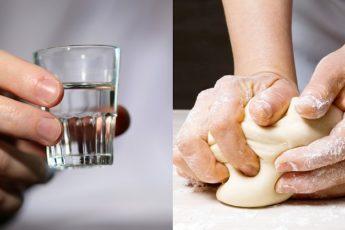 Инструкция по изготовлению теста на водке