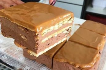 Вкусный Шоколадный торт без выпечки