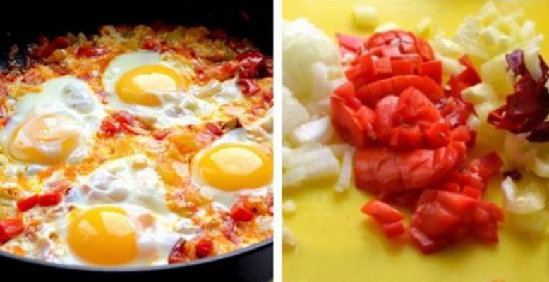 Шакшука — Необычный и вкусный завтрак для моей любимой семьи