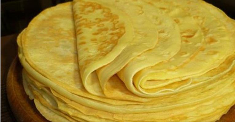 Вкусные блинчики на майонезе – готовлю их каждый день по уникальному рецепту!