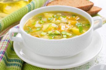 Рецепты простых и вкусных постных супов