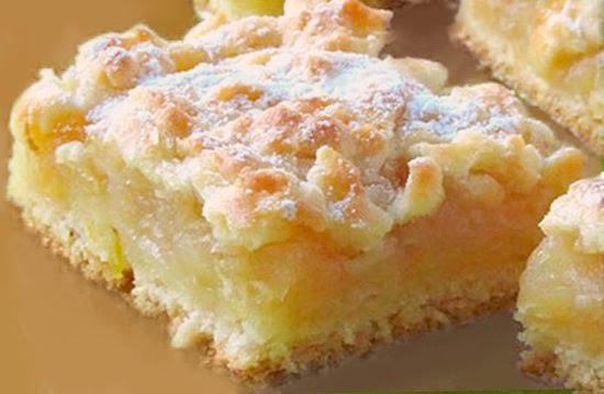 Простой рецепт яблочного пирога в духовке
