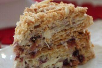 Торт » Стёпка растрёпка»