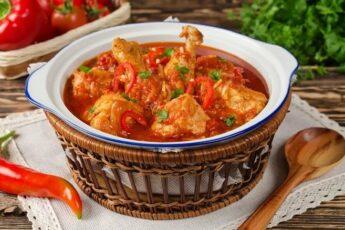 Секретный рецепт самого вкусного чахохбили из курицы
