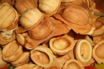 Тесто для любимых «Орешков»