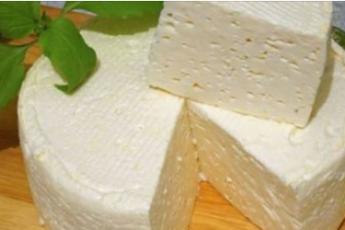 Домашний французский сыр