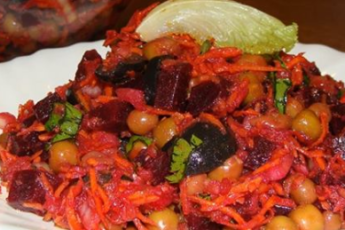 альтернативный вариант салата