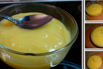 Вкуснейший лимонный крем