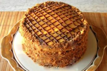 Торт «Витязь»