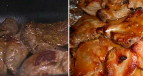 Как быстро и вкусно приготовить мясо