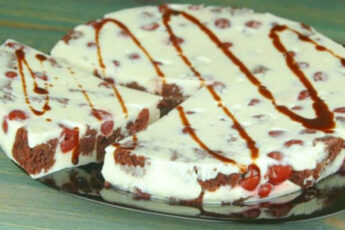 Вкуснейший десерт, который ни на что не похож! Такой простой и такой вкусный!