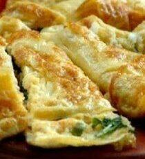 Рецепт из деревни! Бабушкины слоистые пирожки